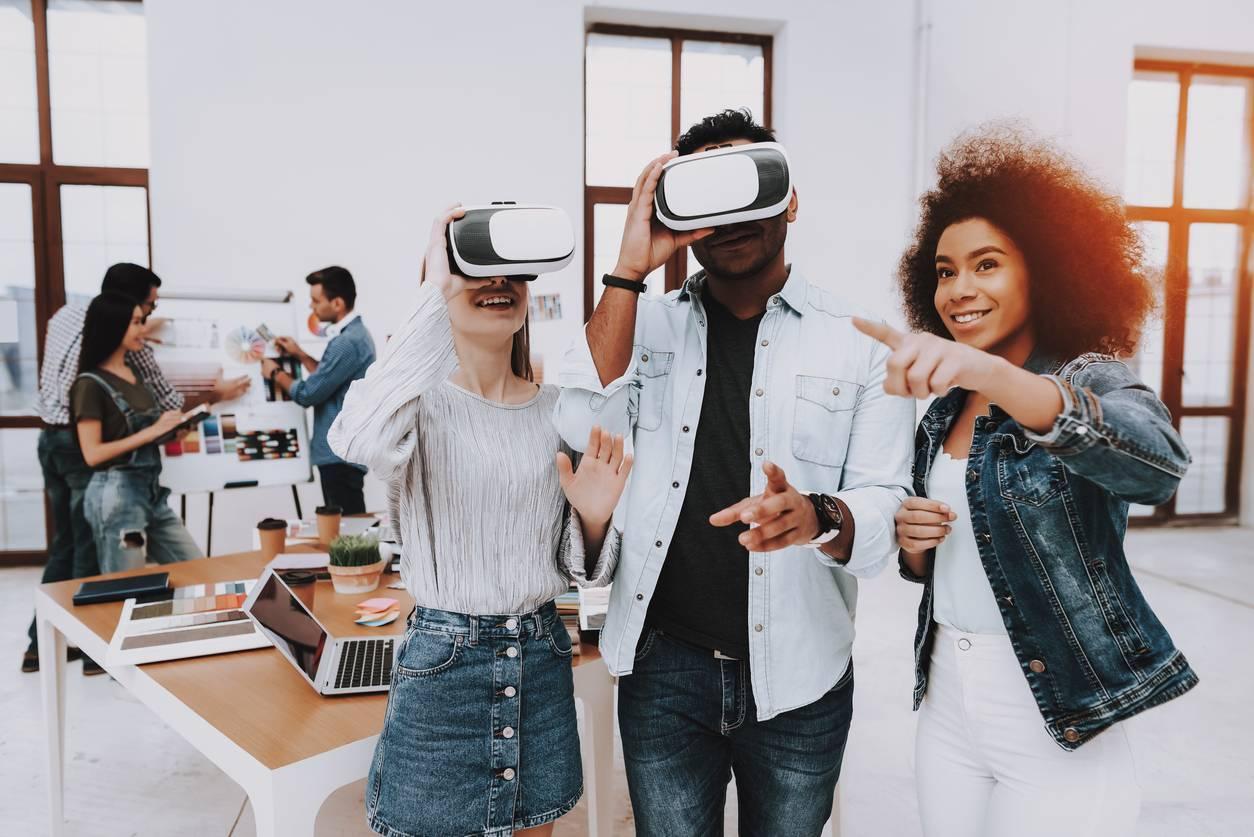 VR, un potentiel marketing impressionnant